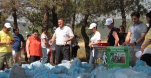 Kartal Belediyesi Aydos'u Temizledi