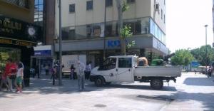 Kartal Belediyesi'nden genel temizlik ve ilaçlama çalışması