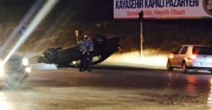 Kayaşehir Girişinde yanmayan trafik ışıkları ölüme davetiye çkardı