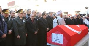 Kayseri Şehidine Bayrampaşa'da Hüzünlü Veda