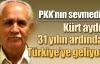 Kemal Burkay bugün dönüyor !