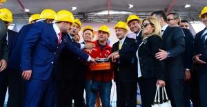 Kılıçdaroğlu Beylikdüzünde Toplu Temel Atma Törenine Katıldı
