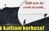 Kobani'de katliam korkusu!