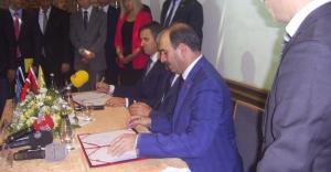 Kosova ile elektronik ticaret anlaşması