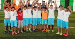 Küçükçekmece' Nin Futbolcu Fabrikası