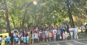 Kur'an Kursu Öğrencileri İstanbul'u Gezdi