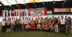 Kurumlar Arası Futbol Turnuvası Sonuçlandı