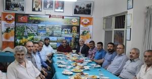 Malatya Derneğinde Ramazan Bereketi