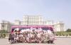 """Maltepe Belediyesi """"Gençlik Otobüsü""""yle Avrupa'yı dolaştı"""