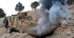 Mardin'de Askeri Araca Bombalı Tuzak: 2 Şehit, 3 Yaralı