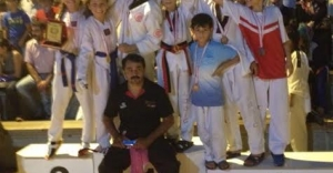 Marmara Taekwondo Şampiyonası Yaz Şenlikleri
