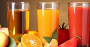 'Meyve suyu içmeyin'