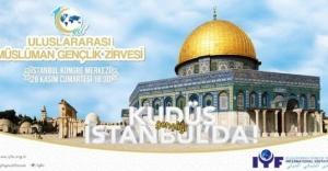 Müslüman Gençler İstanbul'da Toplanıyor