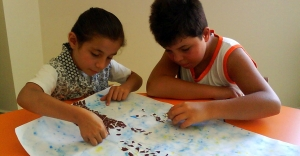 Okul Çağına Gelen Çocuklar Olgunluk Eğitim Aldı