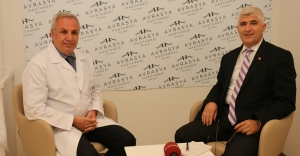 """Op.Dr.URLU : """"Burada Her Şey Hasta ve Hasta Yakınları İçin Tasarlandı"""""""