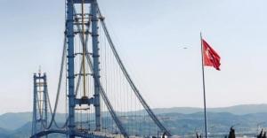 Osmangazi Köprüsü Bayram'da Ücretsiz Olacak