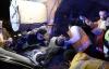 Otomobil asfalt çalışması yapan işçilere çarptı: 2 ölü, 2 yaralı