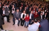 Özgür Karabat, 3.000 kişi ile gövde gösterisi yaptı