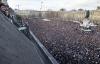 Paris'te 1.5 milyon kişi protesto eylemi yaptı