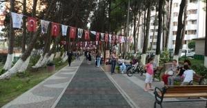 Parklar Yenilenip Halkin Hizmetine Sunuluyor