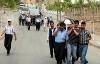 PKK'lının cenazesine 6 kişi katıldı