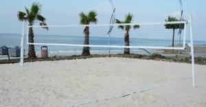 Plaj Voleybolu Artik Beylikdüzü Sahillerinde