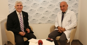 """Prof. Manisalı :""""Hedefimiz Ülkemizin en iyi Hastanesi olmak"""""""