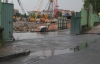 Pruva 34 Cami'nin üzerine inşa ediliyor