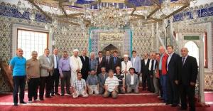 Rukiye Hatun Camii İbadete Açıldı