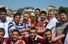 Şampiyon İzzettin Spor Kupasına Kavuştu