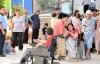 Sarıyer'de engellilerin tatili belediyeden