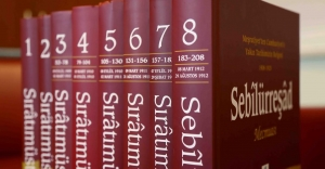 Sebilürreşad'ın 8. cildi çıktı