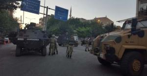 Siirt'te Saldırı; Yaralılar Var
