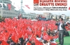 Siyasette devrimci,örgütte emekçi