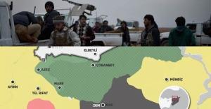 Son dakika: Bab operasyonu başladı, ÖSO ve Türk askerine saldırı!