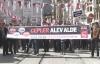 SP Taksim'de Zamları Protesto etti