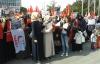 SP.li Kadınlar Pembe Metrobüs istiyor