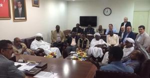 Sudanlılar Ak Parti'nin Başarısını Öğrenmeye Geldi