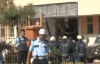 Sultangazi'de polis karakolunda patlama