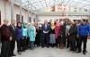 Suriyeli Öğretmenler Başkanı Öğle Yemeğinde Ağırladı