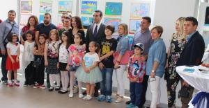 TAMAŞ Otomotiv Volkswagen temalı resim yarışması yaptı