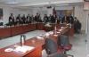 Ünver, Kongre'den önce son toplantıda yönetimi ile helalleşti