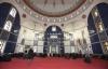 Valide Camii açılışında eller Karaman için semaya kalktı