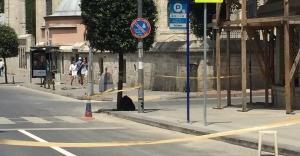 Vezneciler'de Bombalı Saldırının Yaşandığı Yere Bırakılan Çanta Panik Yarattı