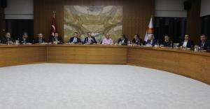 ZEYDEF'ten Başkan'a Ziyaret