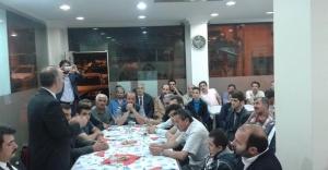 Zeytinburnu Saadet Seçim Çalışmalarına Devam Ediyor