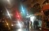 Zeytinburnu'nda Yangın Paniği