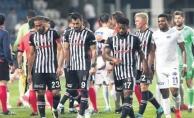 Beşiktaş yine Paşa'ya takıldı: 2-2