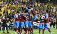 Fenerbahçe- Trabzonspor: 2-2