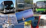 İstanbul'da 22 Eylül'de toplu ulaşım yüzde 50 indirimli